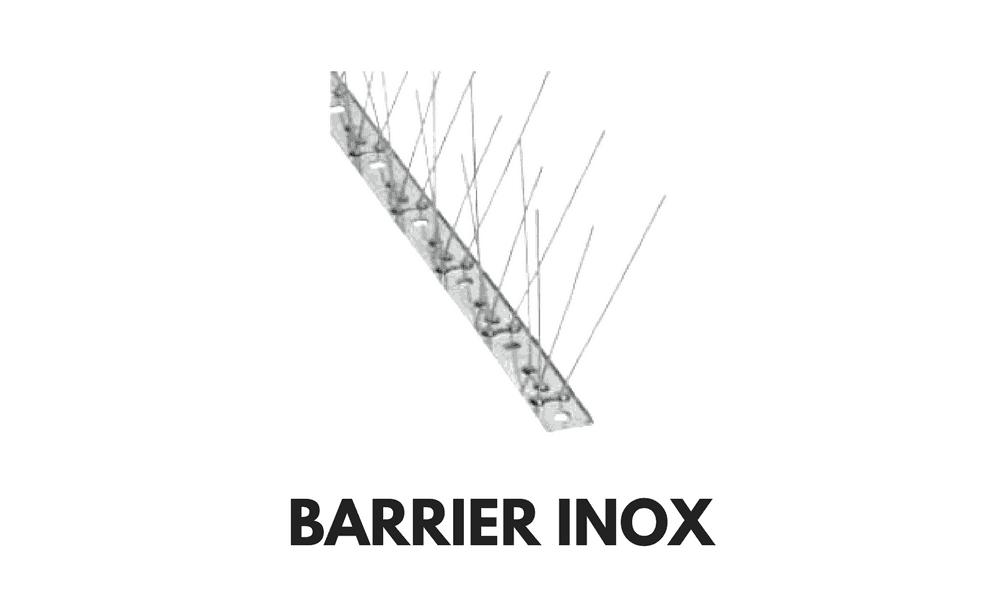 BARRIER INOX