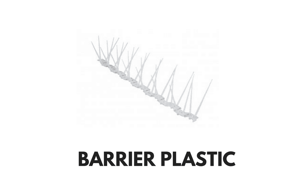 BARRIER PLASTIC