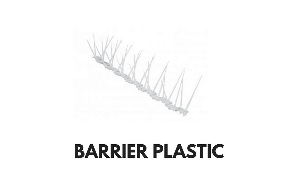 BARRIER PLASTIC