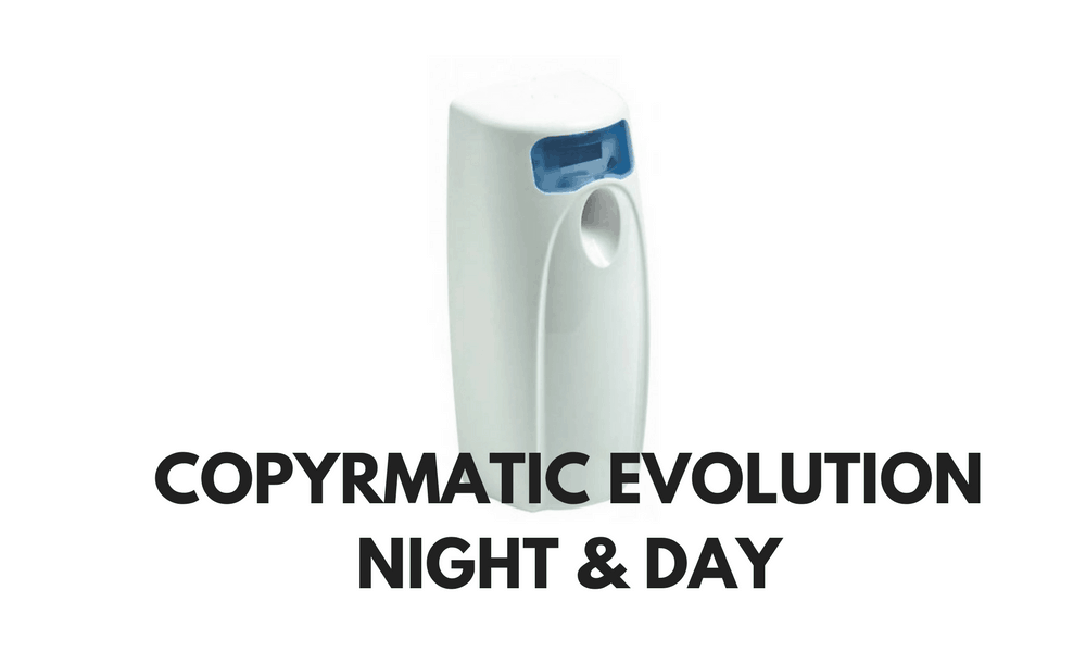 Copyrmatic Evolution Night & Day