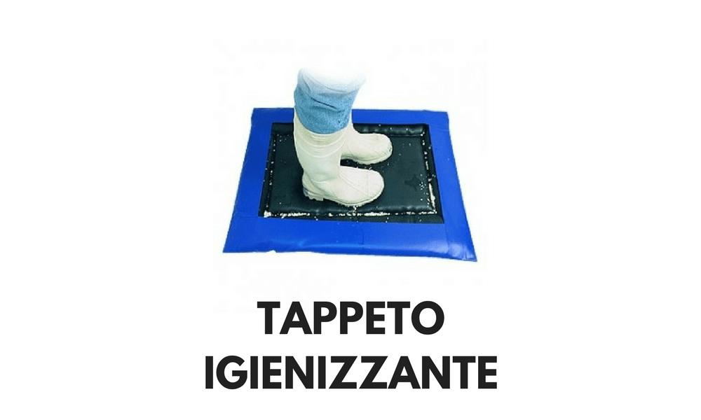 TAPPETO IGIENIZZANTE